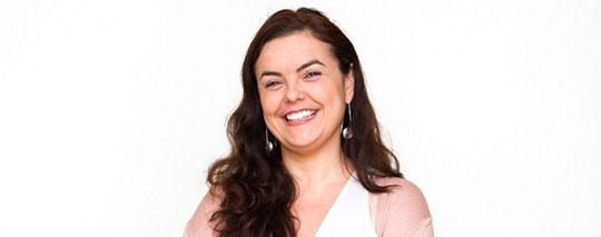 Claudia Pineda, administración
