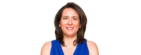 Silvia de Hoyos Maldonado, abogada